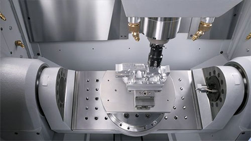 chiron - Vertical machining centres from Germany